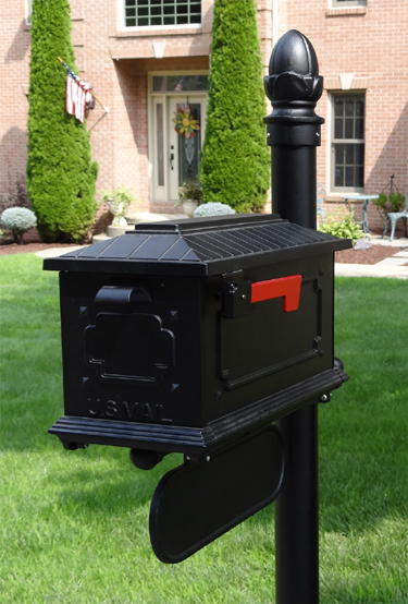 Kingston Curbside Mailboxes Special Lite