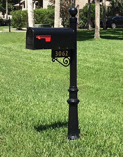 Austin-Pro-Series-Mailbox-Post-Assembly