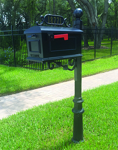 BelAire-Pro-Series-Mailbox-Post-Assembly
