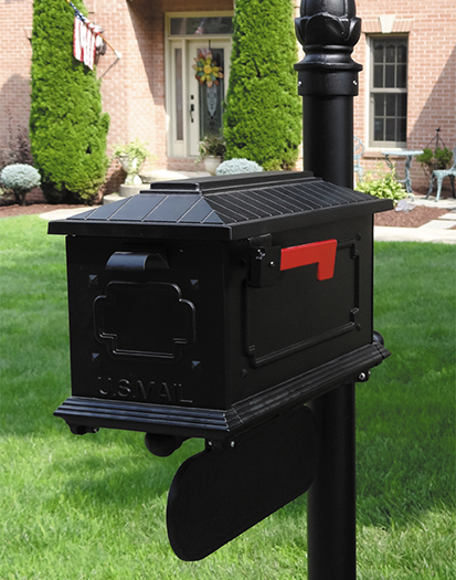 Pacific-Pro-Series-Mailbox-Post-Assembly