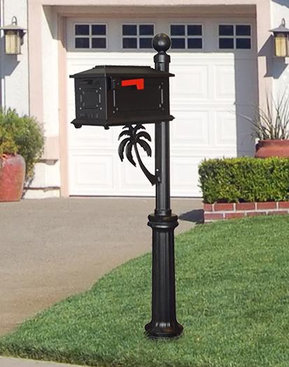 Palms-Pro-Series-Mailbox-Post-Assembly