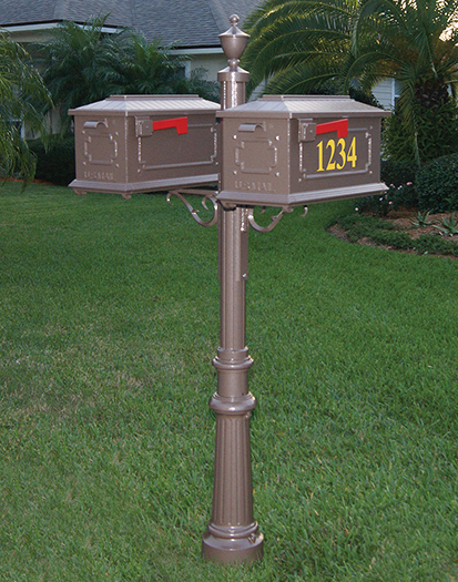 Sorrento-Pro-Series-Mailbox-Post-Assembly
