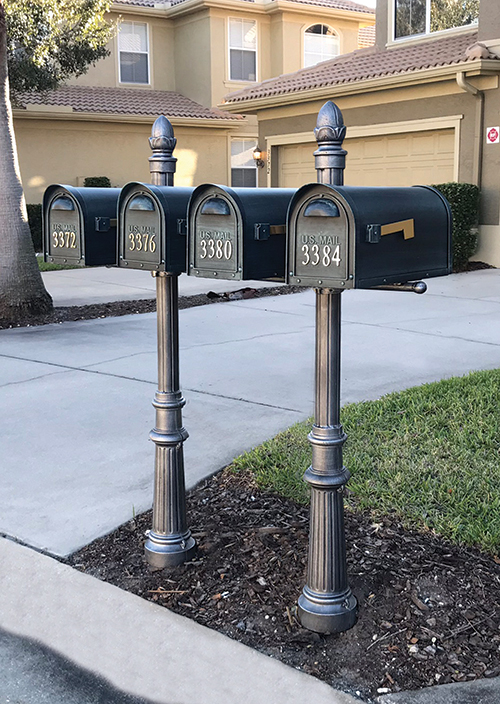 Multi Unit Mailboxes For Communities Special Lite